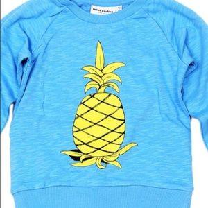 Other - Mini Rodini Pineapple Sweatshirt